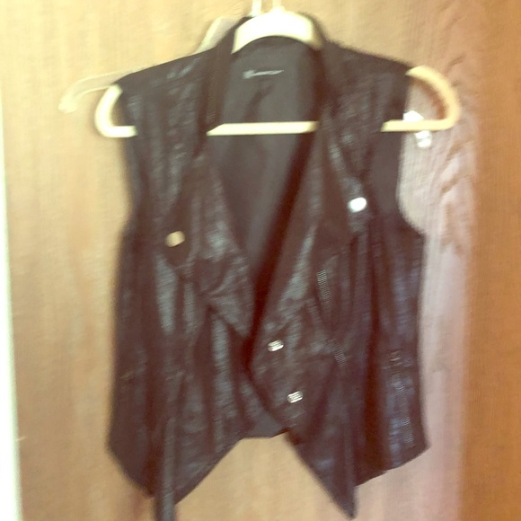 INC International Concepts Jackets & Blazers - INC vest